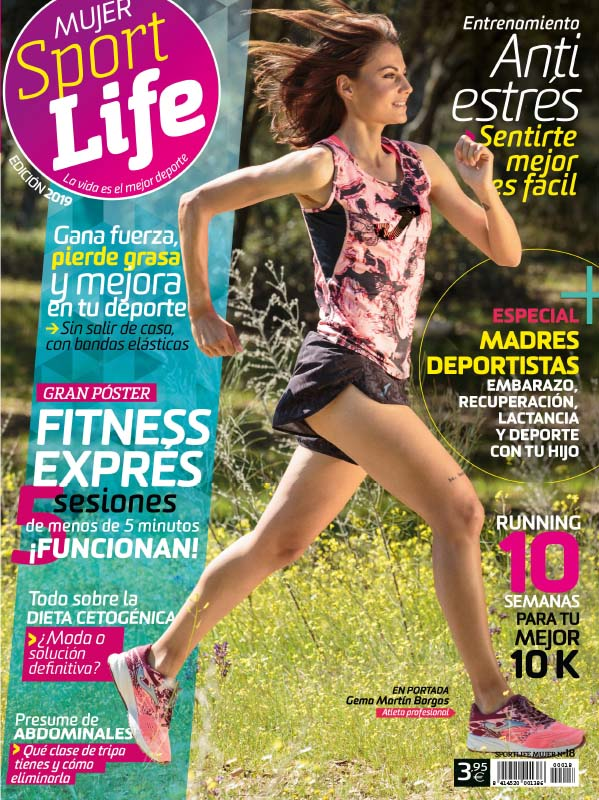 Sport Life Mujer | Número 18